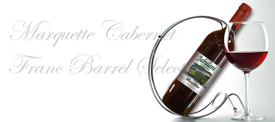 Marquette Cab Franc Barrel Select